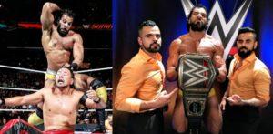 Jinder Mahal talks WWE Journey after Summerslam Success