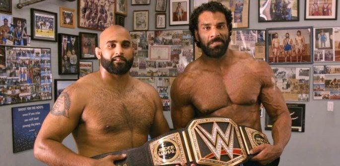 Jinder Mahal to join Arjan Bhullar to the Octagon at UFC 215