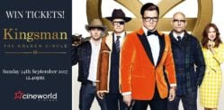 Win Tickets to see Kingsman: The Golden Circle