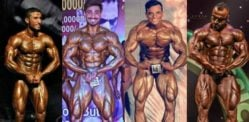 Top Pakistani Bodybuilders and Figure Athletes