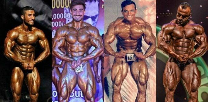 Top Pakistani Bodybuilders And Figure Athletes Desiblitz