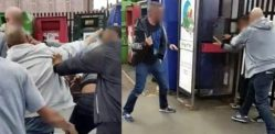 Inquiry after Policemen filmed using Baton on Asian Man