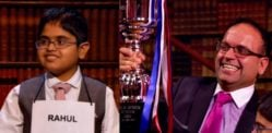 Rahul wins Child Genius and Dad is Super Happy