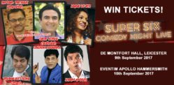 Win Tickets to Super Six Comedy Night Live