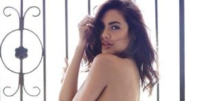 Esha Gupta goes Topless for Daring and Sexy Photoshoot
