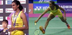 સિંધુએ વર્લ્ડ બેડમિંટન ચેમ્પિયનશીપમાં ભારત માટે સિલ્વર જીત્યો