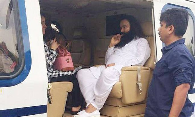 Baba Ram Rahim Singh jailed for 10 years for Rape in India