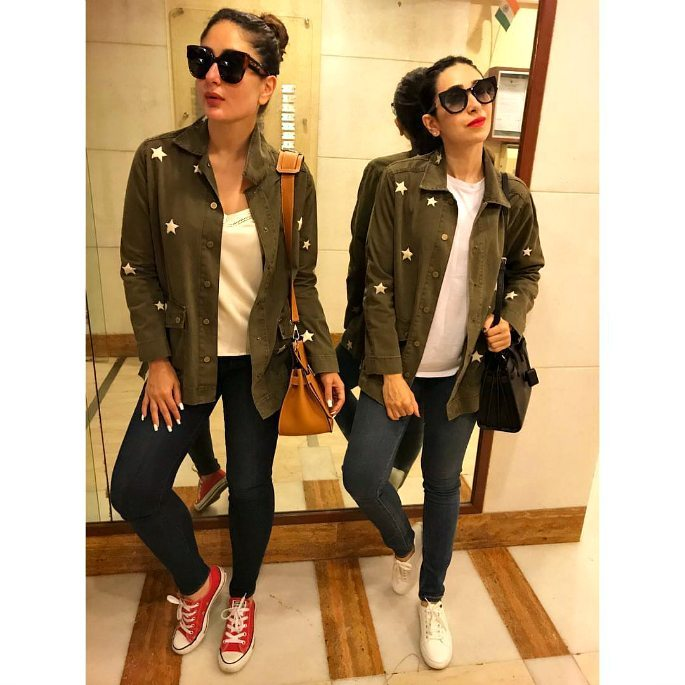 Weekend Fashion: Priyanka and Jhanvi Sparkle in Trendy Looks