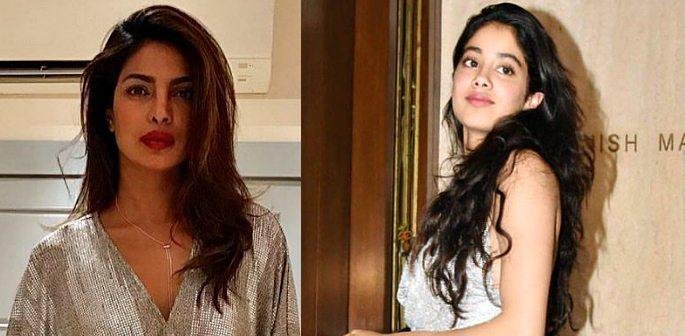 Weekend Fashion: Priyanka and Jhanvi Sparkle in Trendy Looks