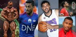 5 Asian Origin Sports Players representing Other Countries