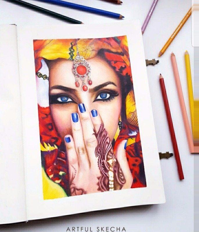 Artful-Skecha-Prismacolour-