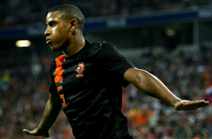 Luciano Narsingh has 4 goals from his 16 international caps for Netherlands
