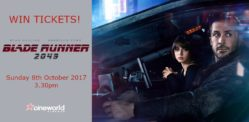 Win Tickets to see Blade Runner 2049