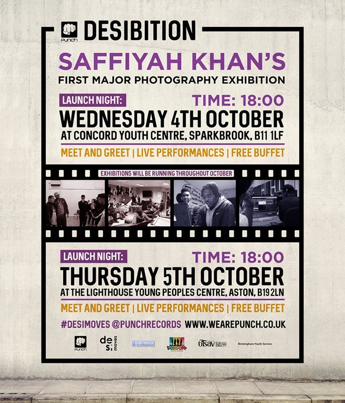 Desibition showcases South Asian Youth in Saffiyah Khan's First Exhibition