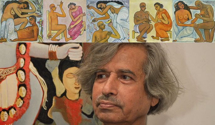 Indian Art Sales witness Record-Breaking Prices despite Slow Economy