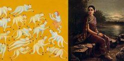 स्लो इकॉनॉमी असूनही इंडियन आर्ट सेल्समध्ये रेकॉर्डब्रेकिंगचे भाव आहेत