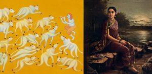 ধীরে ধীরে অর্থনীতি সত্ত্বেও ভারতীয় আর্ট বিক্রয়গুলি রেকর্ড-ব্রেকিং দামের সাক্ষী