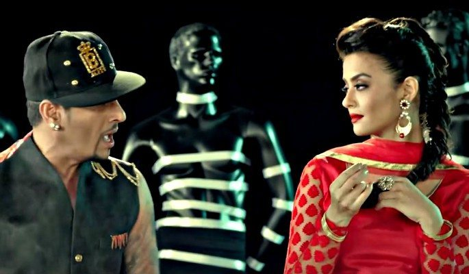 'Mitran De Boot' (2014) is Jazzy B's most viewed song on YouTube, with over 32 million views.