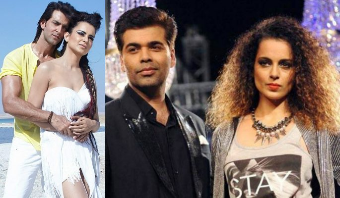 Kangana Ranaut breaks silence on Simran, Cinema & Nepotism in Bollywood