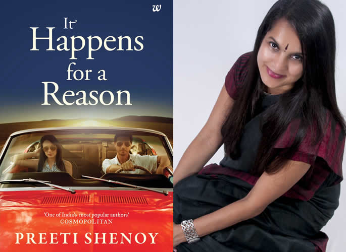 5 Must Read Books Of Best Selling Indian Author Preeti Shenoy