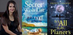 5 बेस्ट सेलिंग इंडियन लेखकाची पुस्तके अवश्य वाचा ~ प्रीती शेनॉय
