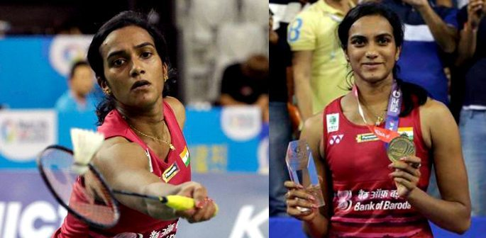India's PV Sindhu wins the Badminton Korea Open Super Series