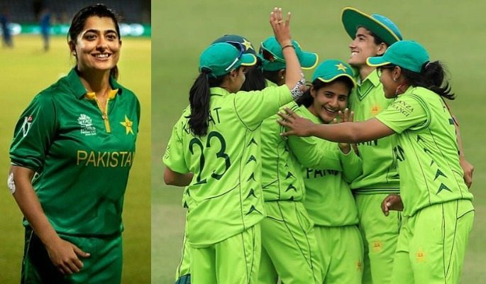 Sana Mir is the only Pakistani cricketer to feature in the ICC Top 20 Individual Rankings