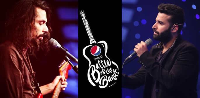 Pepsi Battle of the Bands 2017 Final ~ Badnaam vs. Kashmir