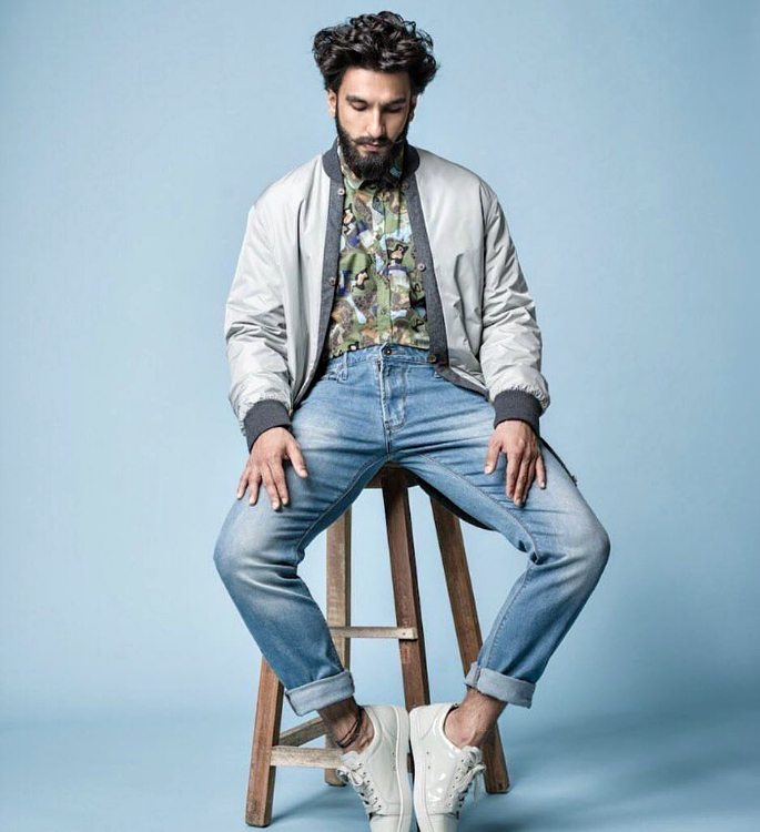 7 Hot Looks of Ranveer Singh