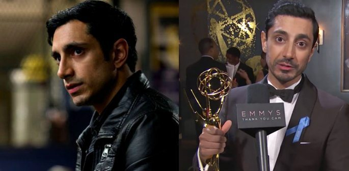 Riz Ahmed is First Asian Man to win Emmy for The Night Of