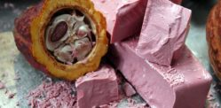 New RUBY Chocolate invented and it is Pink in colour!