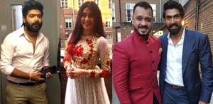Adah Sharma and Revanth steal the show at Samkarya UK 2017
