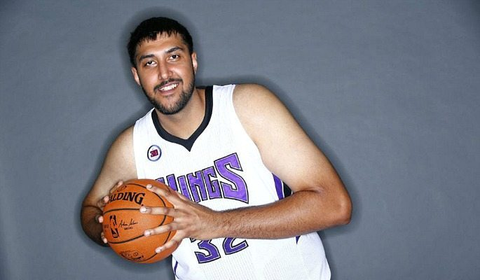 Sim Bhullar is the first basketballer of Indian descent to sign and play for an NBA team