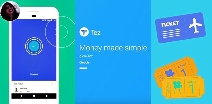 Tez is India's new Google Payment App making Digital Transactions 'faster'
