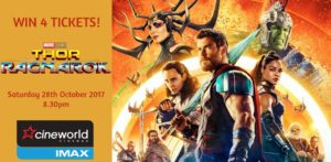 Win Tickets to see Thor: Ragnarok