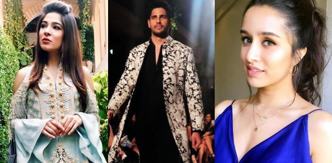 Weekend Fashion: Ayesha Omar and Sidharth