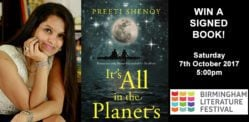 Win a Free Signed Book 'It's All in the Planets' by Preeti Shenoy