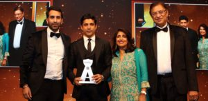 Winners of the Asian Achievers Awards 2017