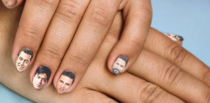 Are Face Nails becoming the Strange New Beauty Trend?