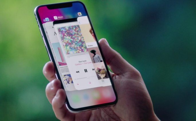 The internet can't stop making fun of the new iPhone X