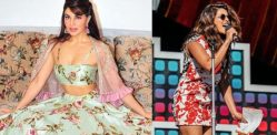 Weekend Fashion: Jacqueline and Priyanka look Fantastic in Floral