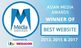 DESIblitz.com winner of Asian Media Award 2013, 2015 & 2017