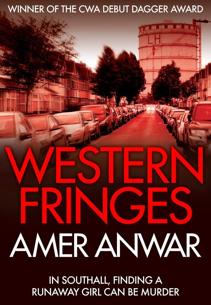 Western Fringes book cover