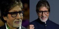 अभिनेता लीजेंड अमिताभ बच्चन ने 75 वां जन्मदिन मनाया