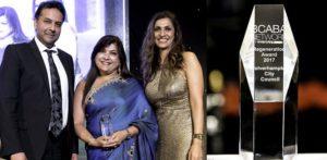 Sameena Ali Khan and Winners