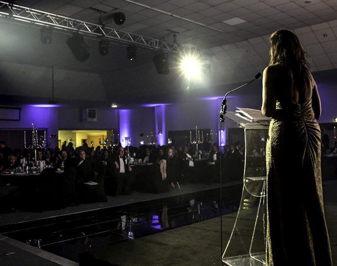 Host Sameena Ali Khan