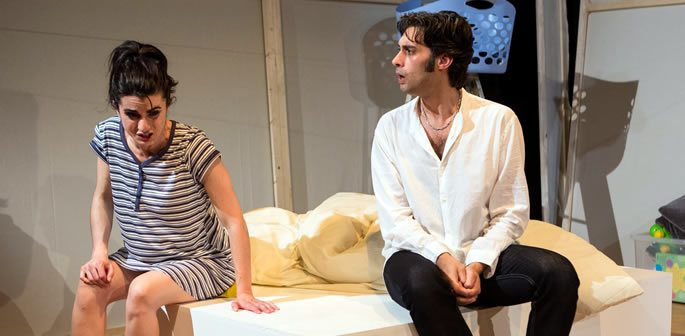 Shireen Farkhoy as Ali Robert Mountford as Nirjay
