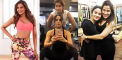 How Bollywood Actresses use Social Media to give Fitness Goals
