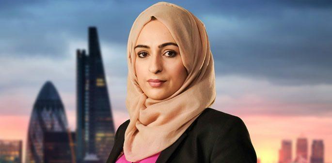Bushra Shaikh talks Business and The Apprentice