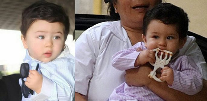 College of baby Taimur